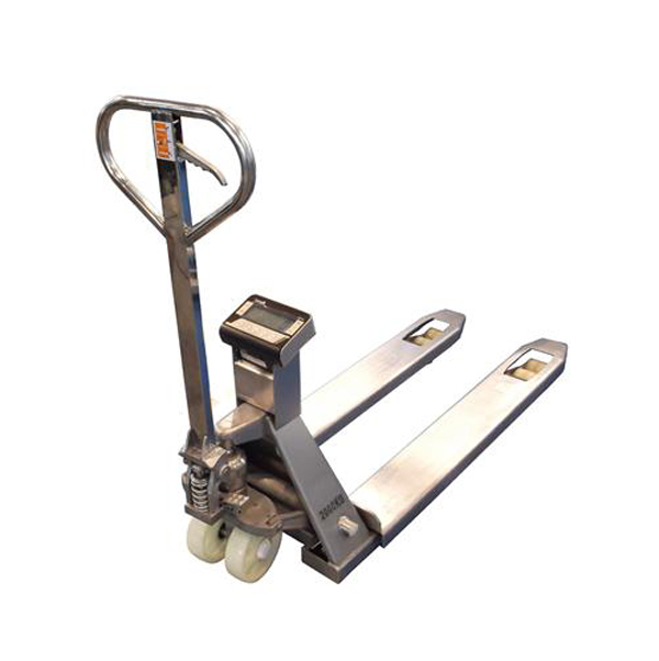 PALLET TRUCK SCALES - SS304