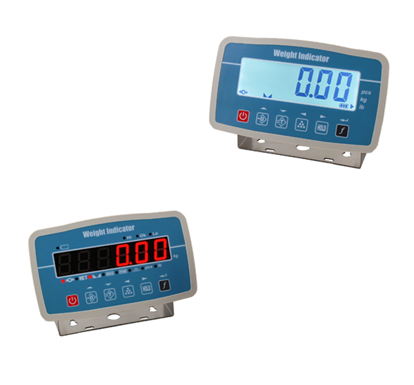 PLATFORM SCALE WEIGHING INDICATOR